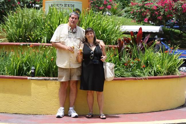 Steve & Annette
